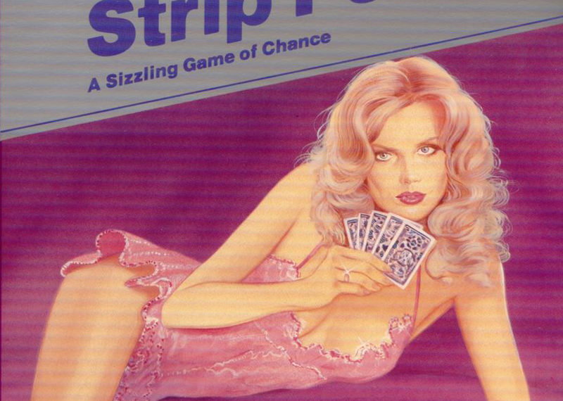 Speciale Strip Poker