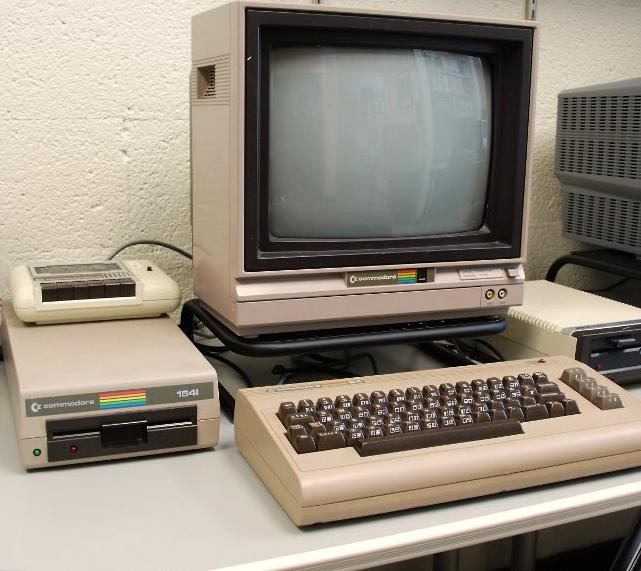 Commodore 64: la storia (I° parte)