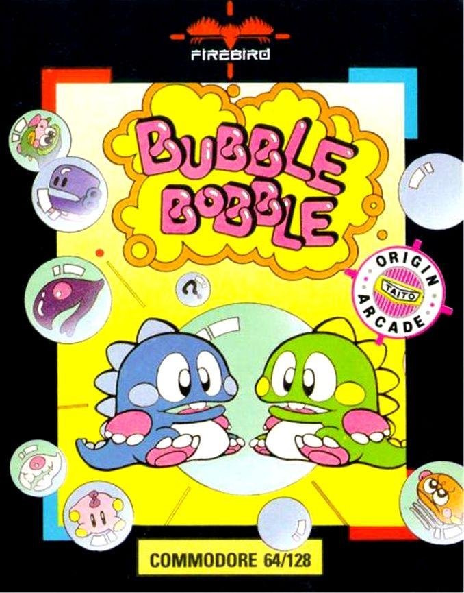 Il mito di Bubble Bobble