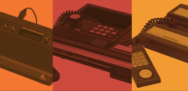 Vintage Console