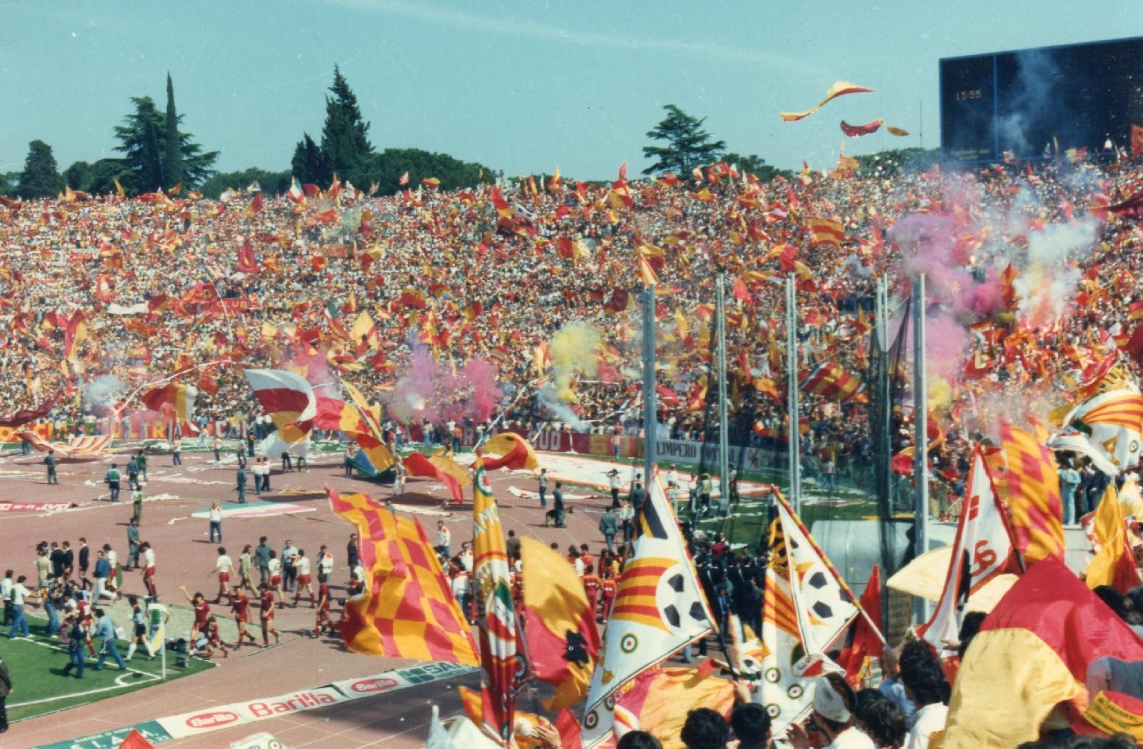 As Roma scudetto 15 maggio 1983