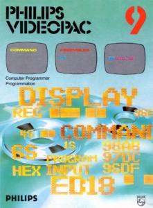 Computer Programmer Cartuccia N°9 Videopac