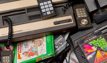 Intellivision vs Atari