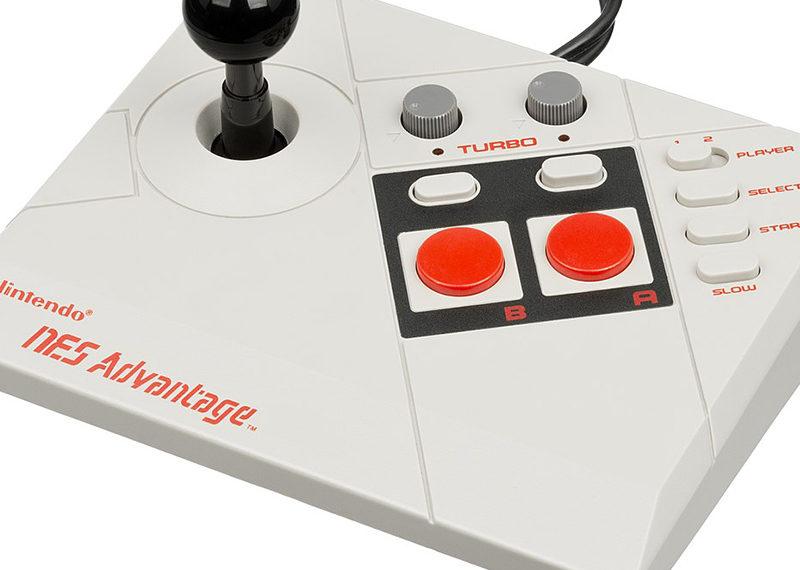 Riparazione Nintendo NES ADVANTAGE