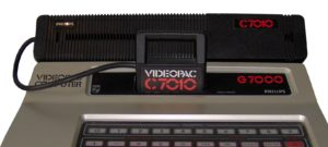 Videopac with Chess Module