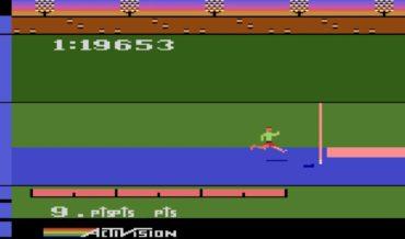 Il mio 1983, Video Giochi e Decathlon