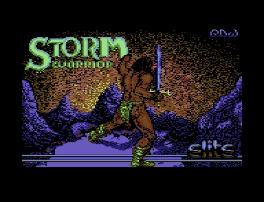 STORM WARRIOR (1989,ENCORE)