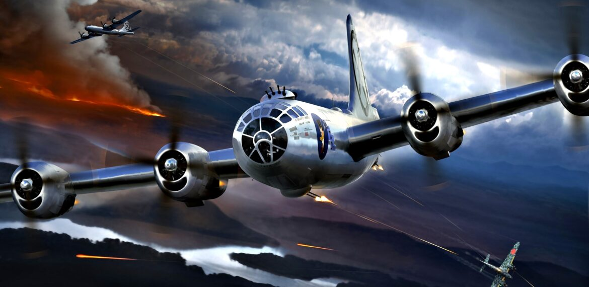 Speciale B29 Superfortress