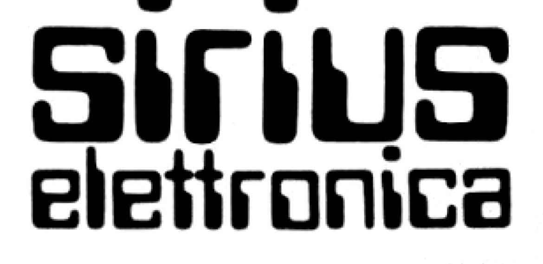 Sirius Elettronica