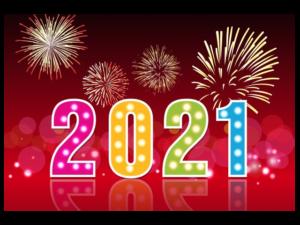 Felice Anno 2021