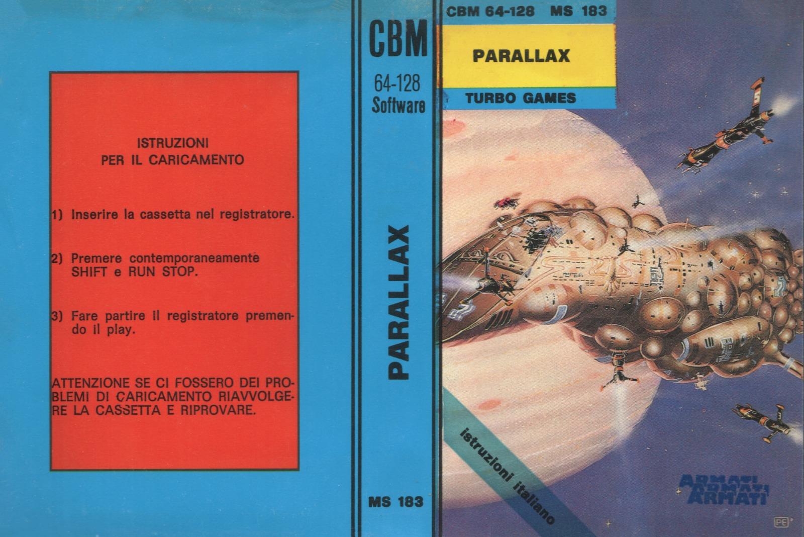 PARALLAX MS 123