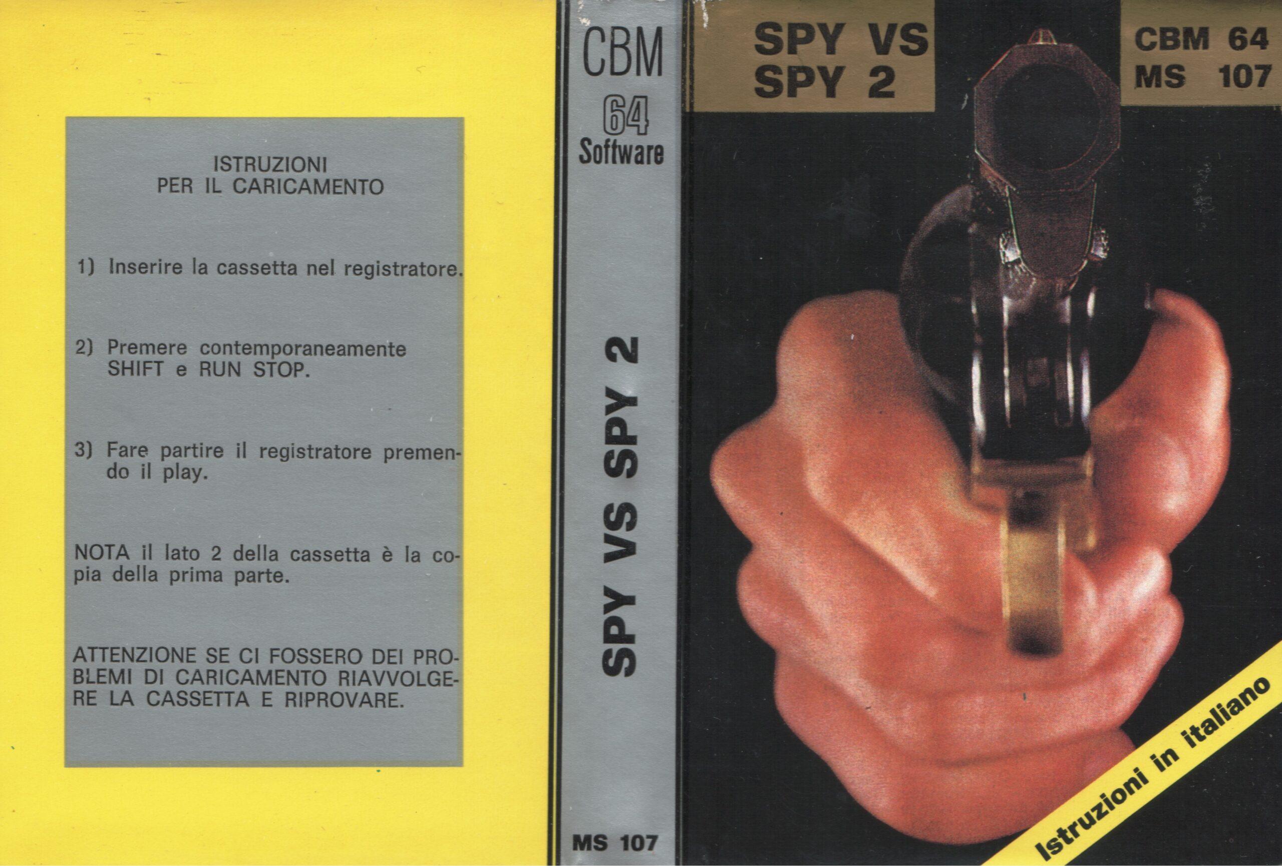 SPY VS SPY 2 MS 107