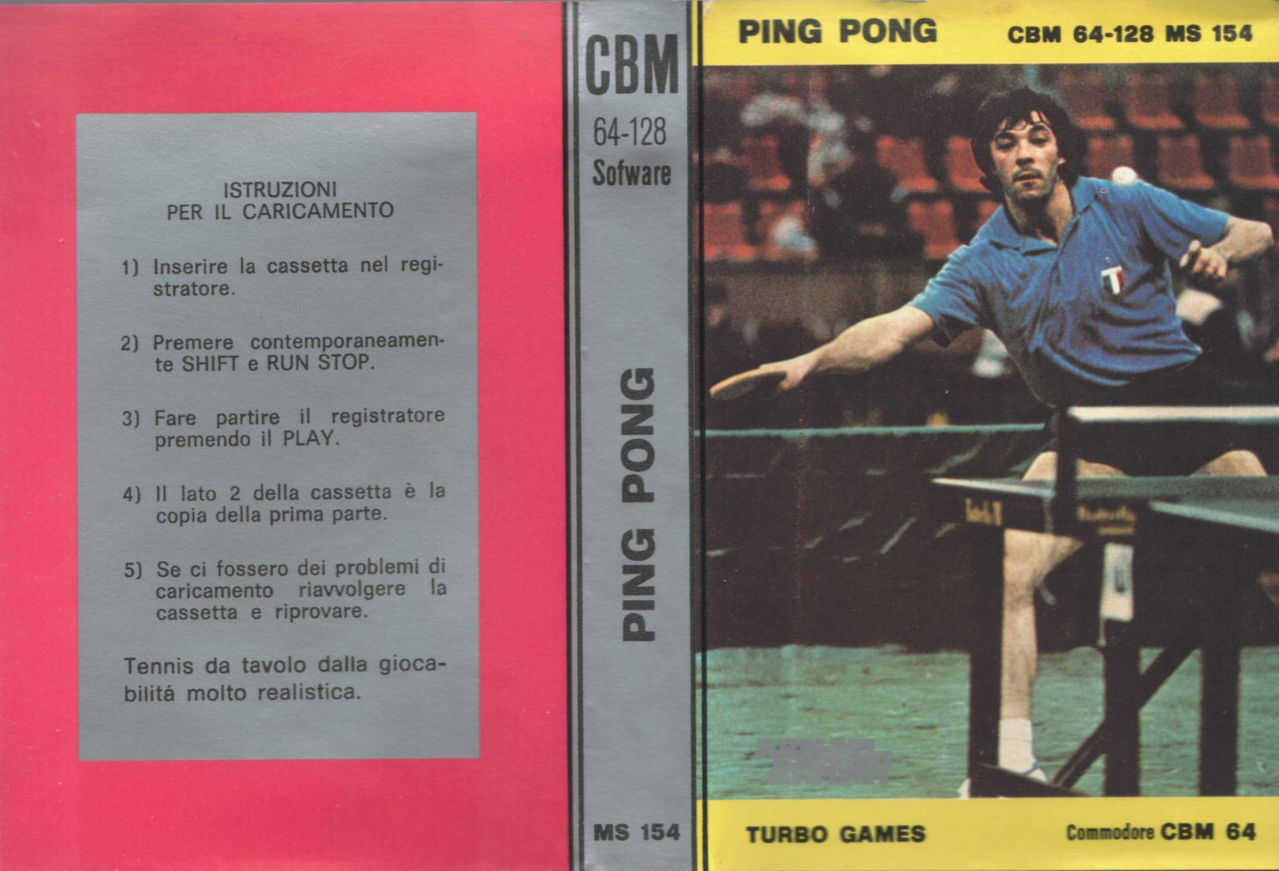 PING PONG MS 154