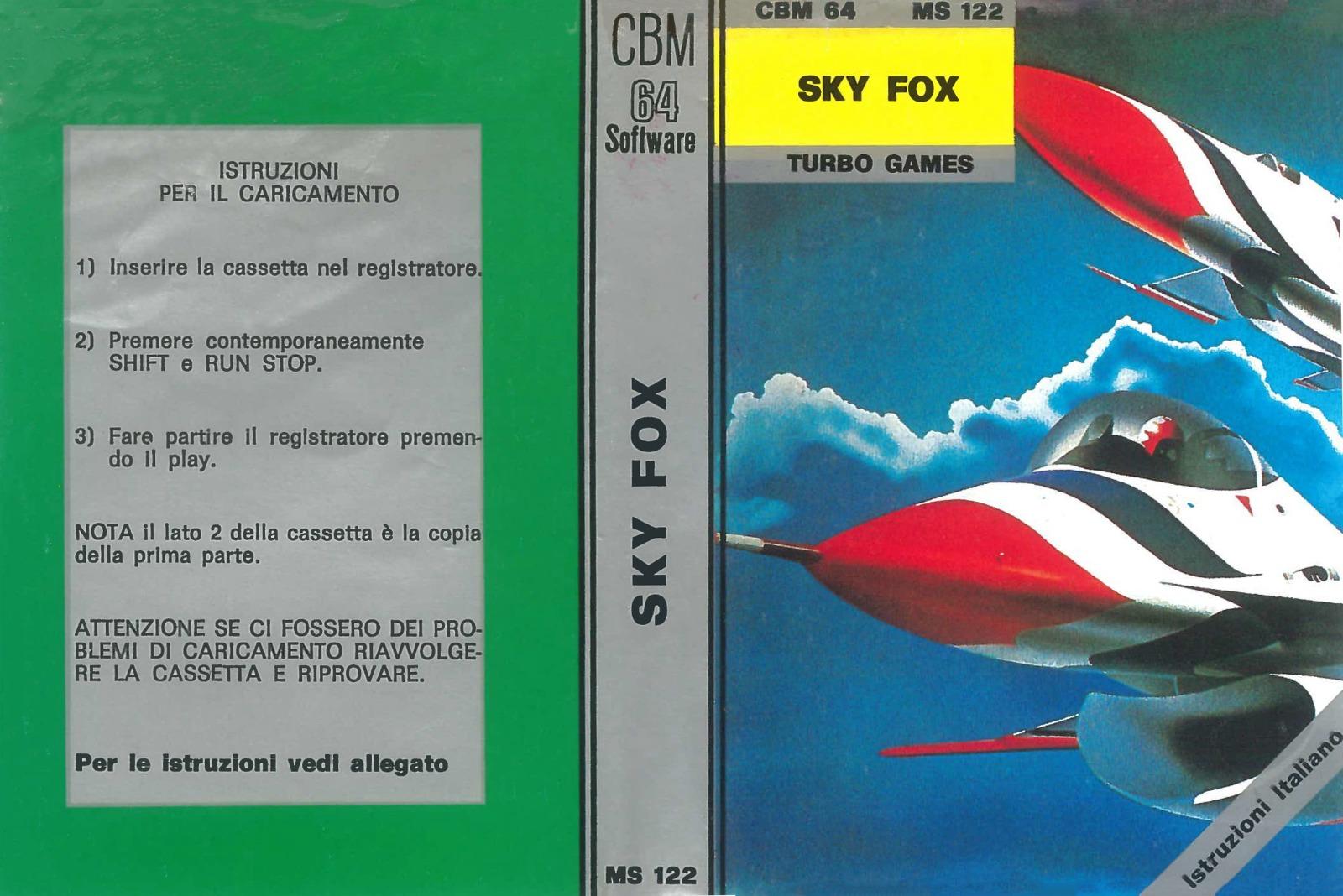 SKY FOX MS 122