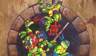 Teenage Mutant Hero Turtles – The Coin-Op!