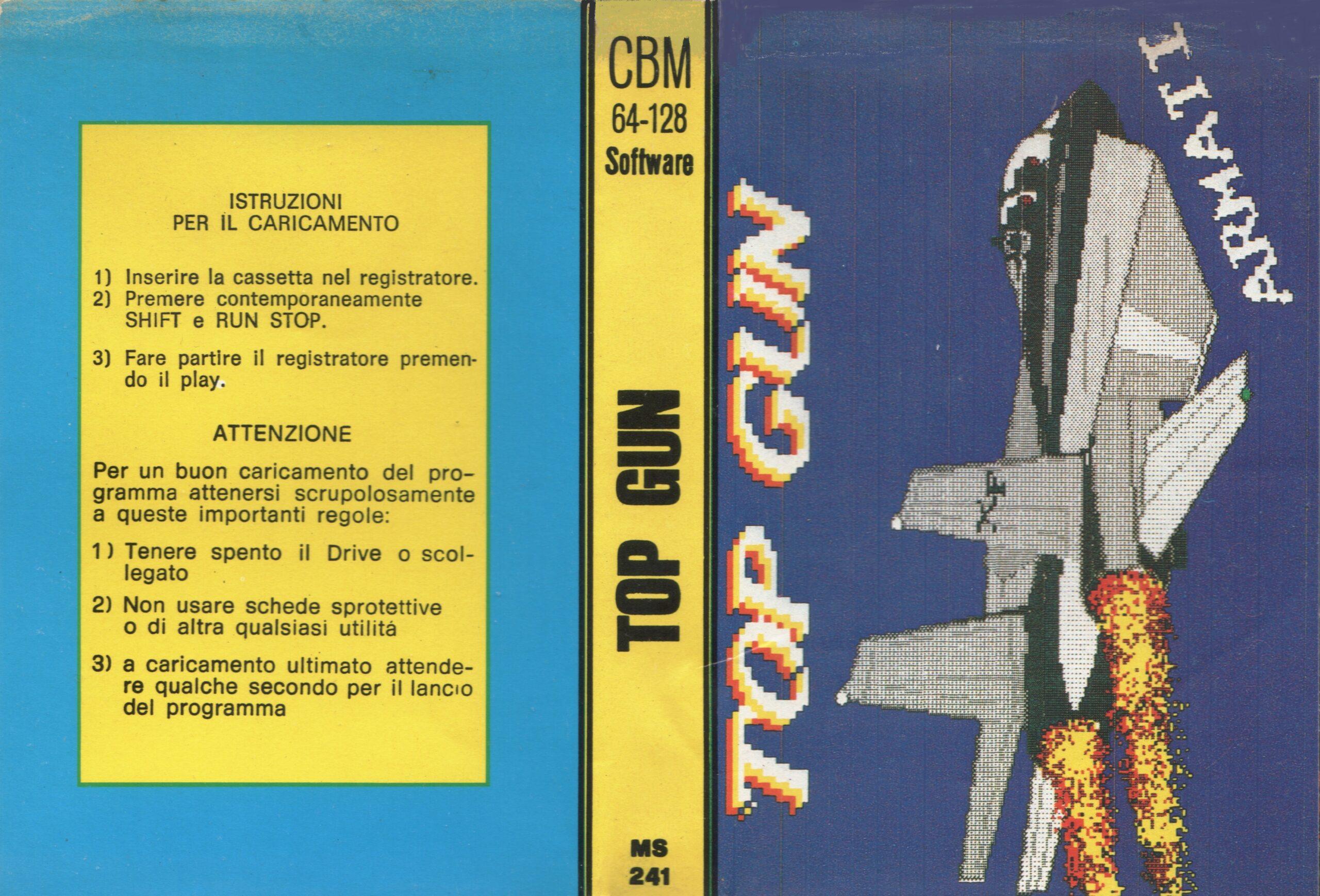 TOP GUN MS 241