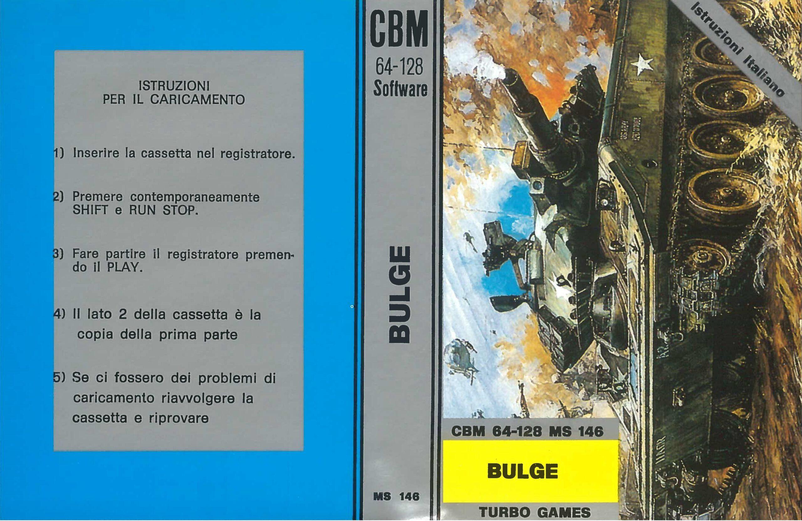 BULGE MS 146