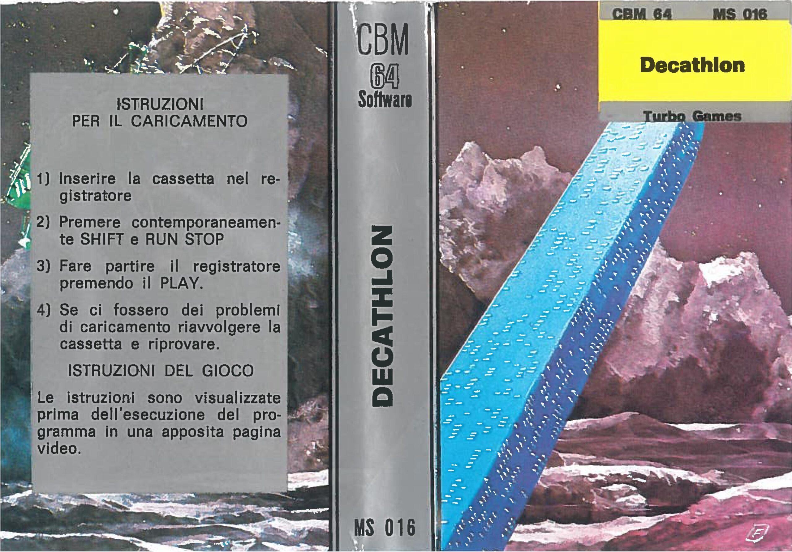 DECATHLON MS 016