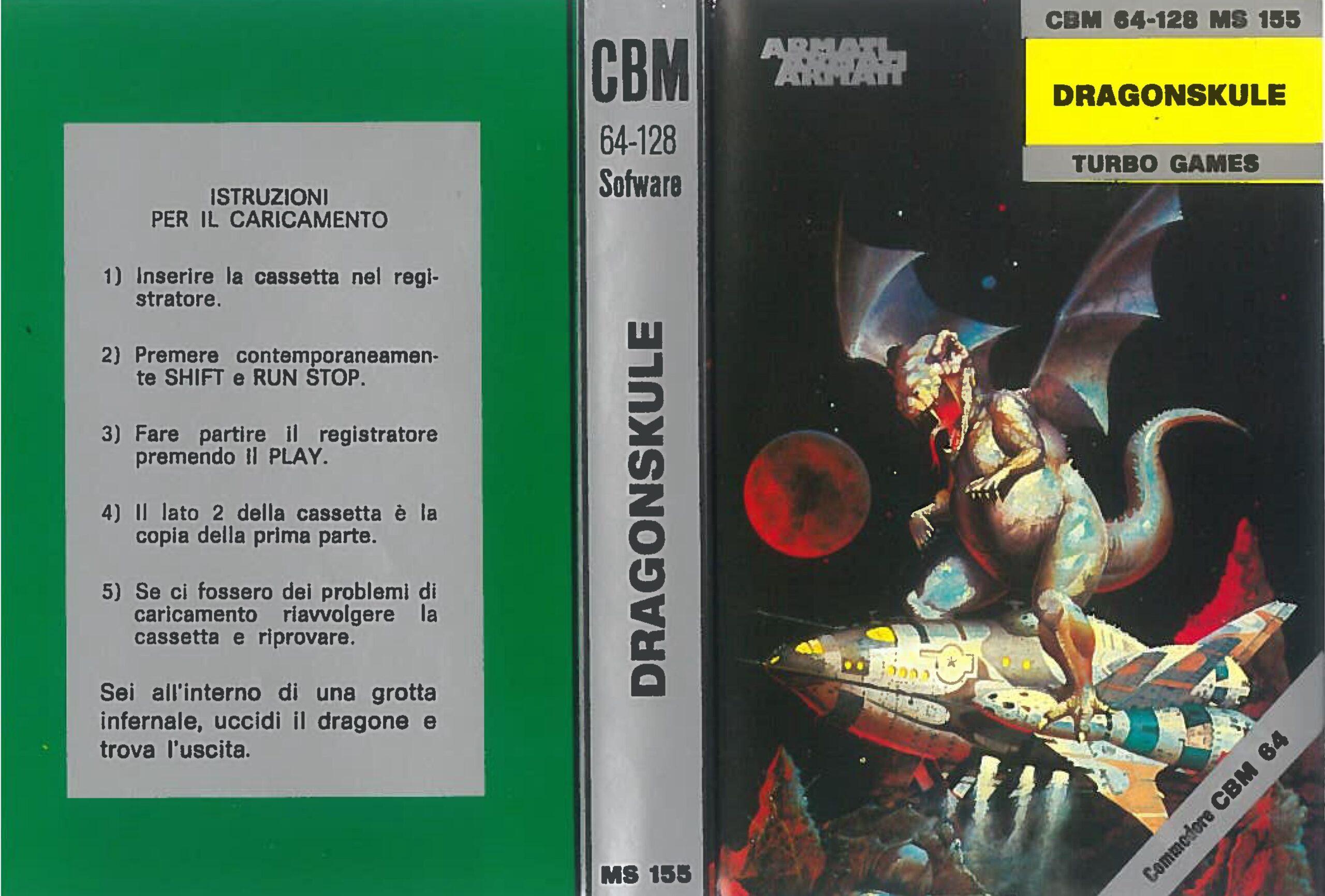 DRAGONSKULL MS 155
