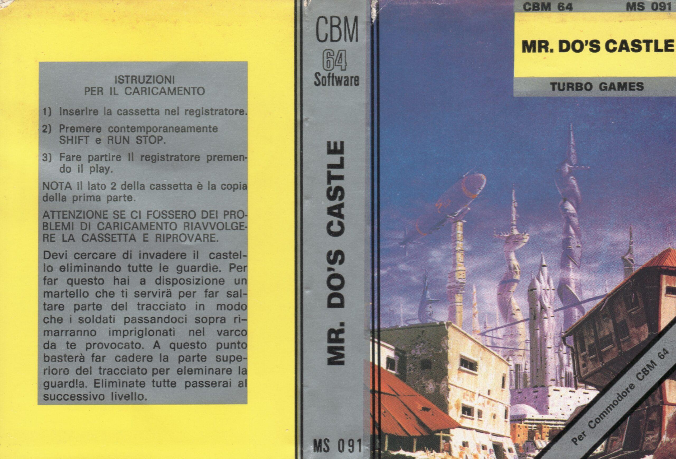 MR.DO'S CASTLE MS 091