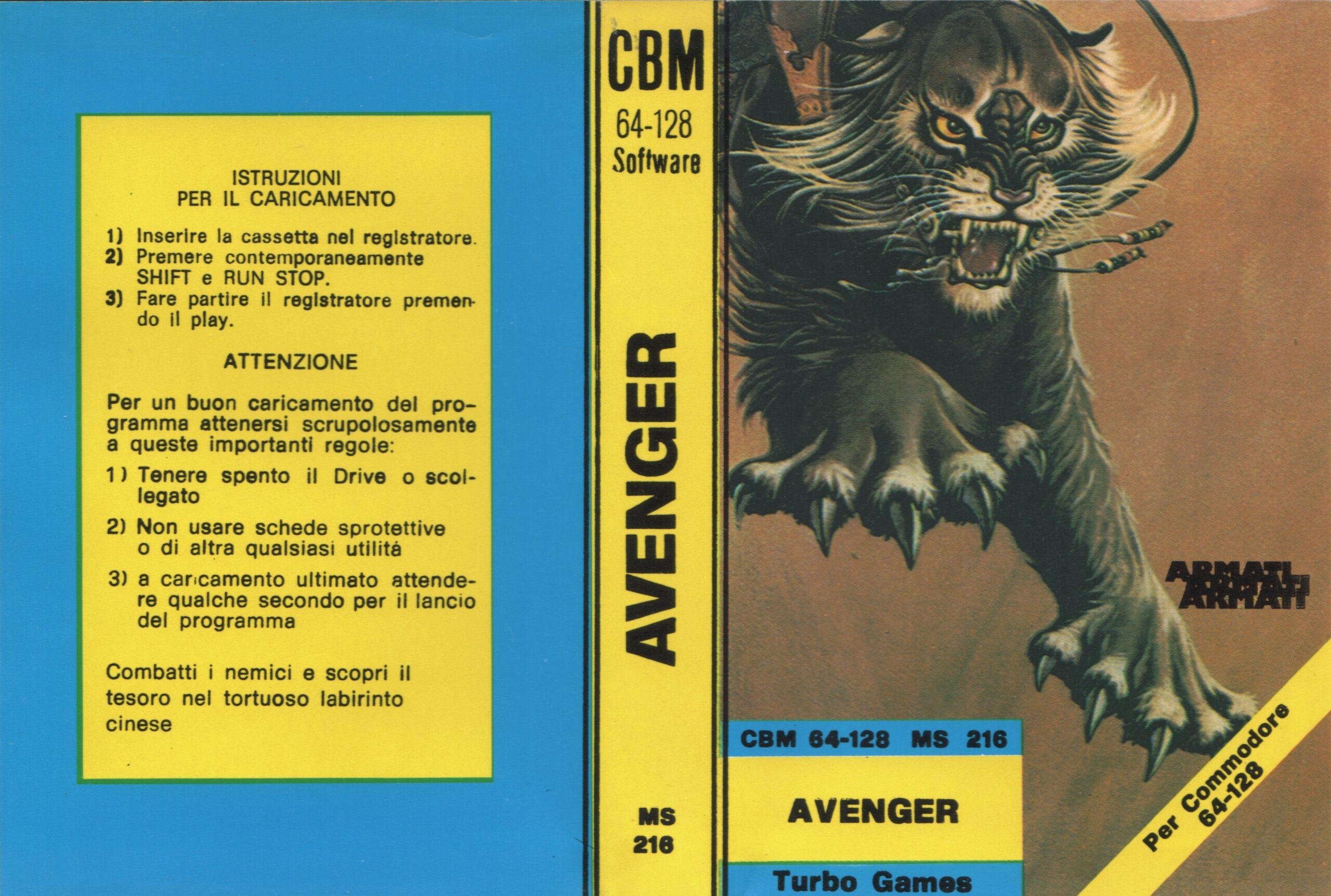 AVENGER MS 216