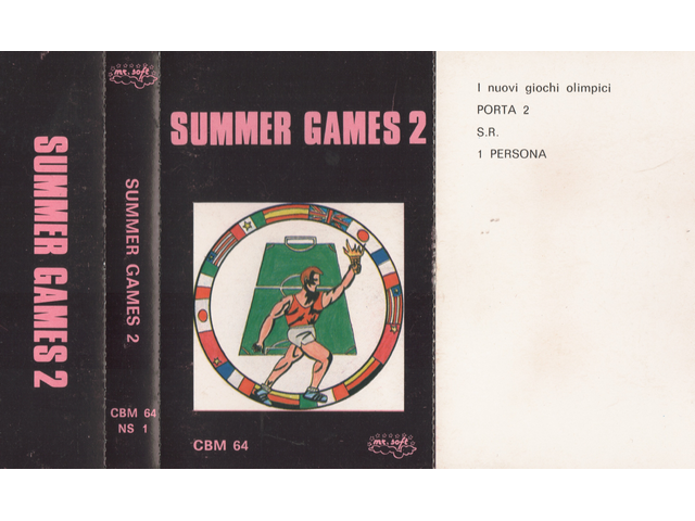NS 01 SUMMER GAMES II