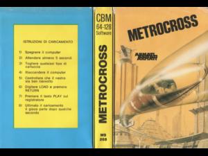 MS 268 METROCROSS