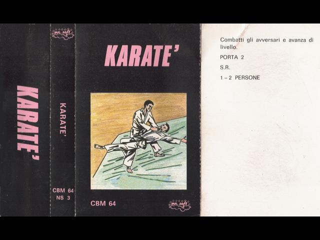 NS 03 KARATE'