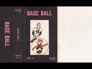 NS 17 BASE BALL