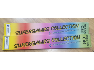 SUPER GAMES COLLECTION