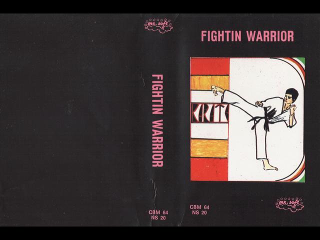 NS 20 FIGHTIN WARRIOR