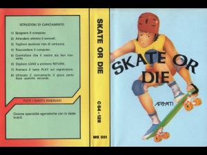 MS 301 SKATE OR DIE