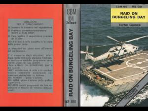 MS 081 RAID ON BUNGELING BAY