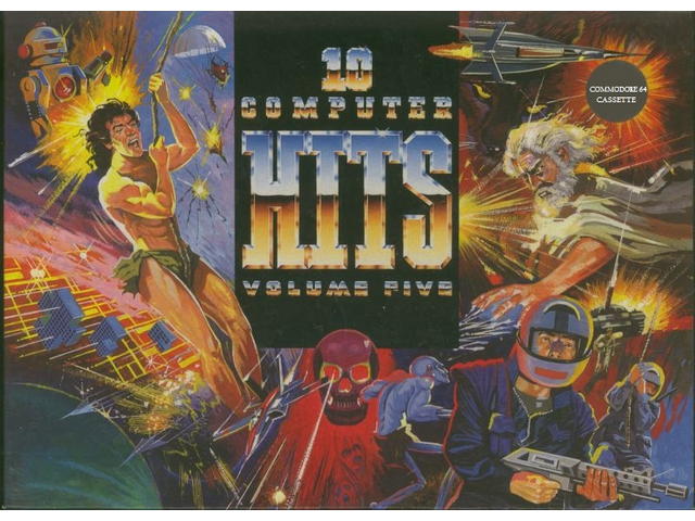 10 Computer Hits – Volume 5