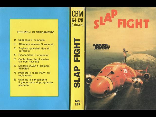 MS 267 SLAP FIGHT