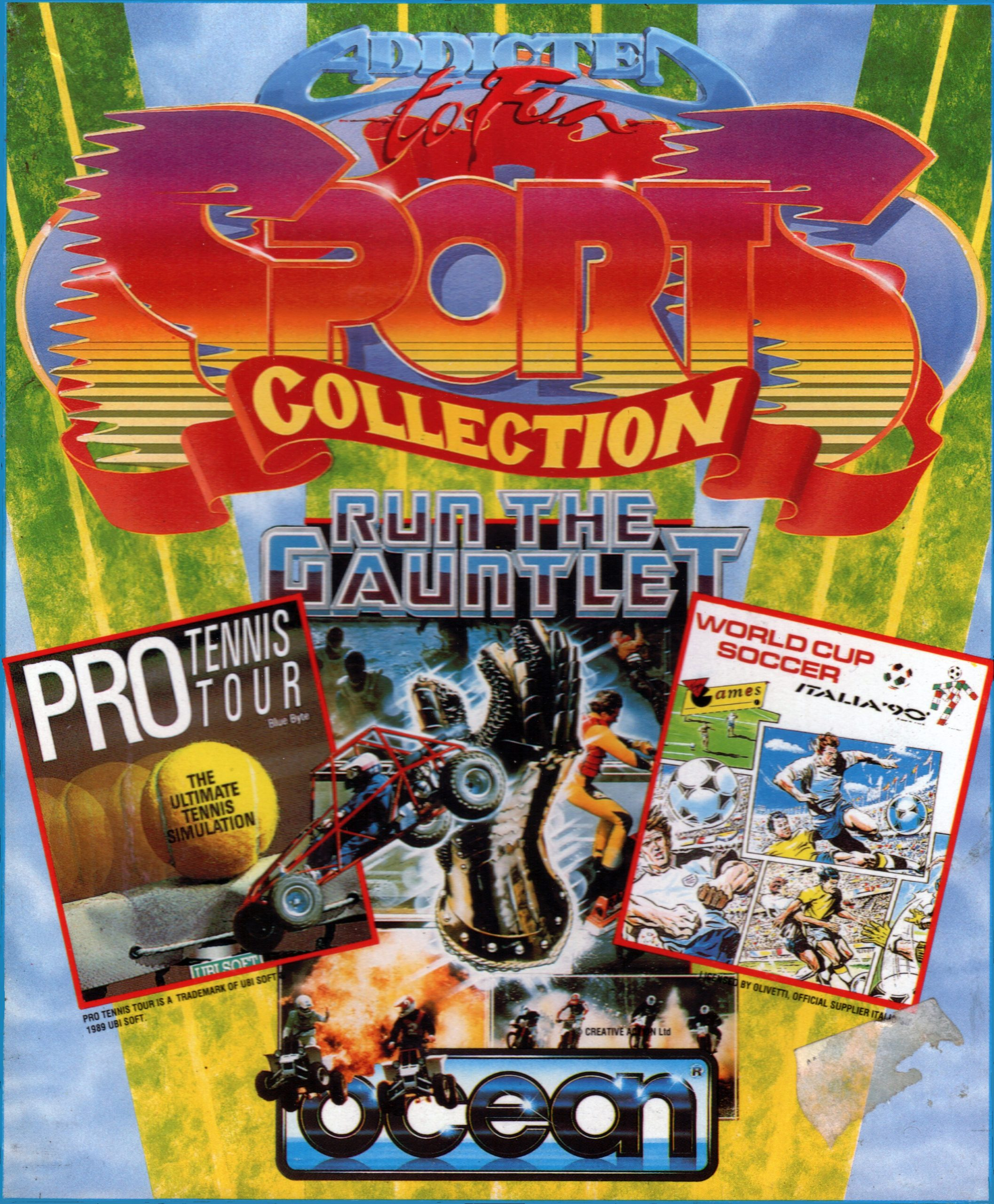 ADDICTED TO FUN – SPORTS COLLECTION