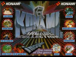 Konami's Arcade Collection